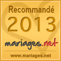recommandé 2013 Make You Up mariages.net