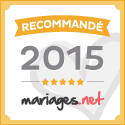 recommandé 2015 Make You Up mariages.net