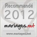 recommandé 2012 Make You Up mariages.net